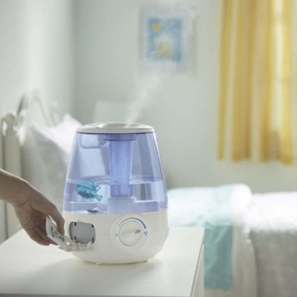 View larger image of Filter-Free Ultrasonic Mist Humidifier