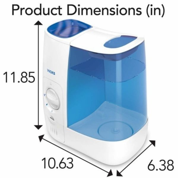 View larger image of Warm Mist Humidifier