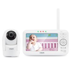 "5"" Video Baby Monitor w/ Zoom"