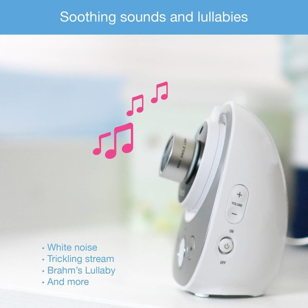 """View larger image of 5"""" Digital Video Baby Monitor - Wide Angle Lens - 2 Cameras"""