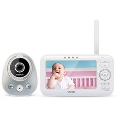"5"" Digital Video Baby Monitor - Wide Angle Lens"