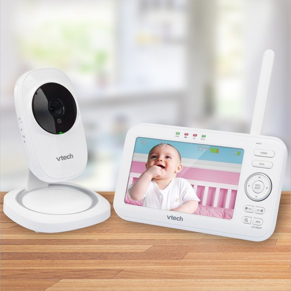 "View larger image of 5"" Digital Video Baby Monitor"