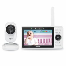 "VTech 5.0"" WiFi Video Baby Monitor"