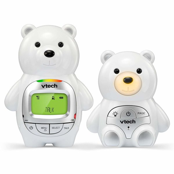 View larger image of Teddy Bear Digital Audio Baby Monitor