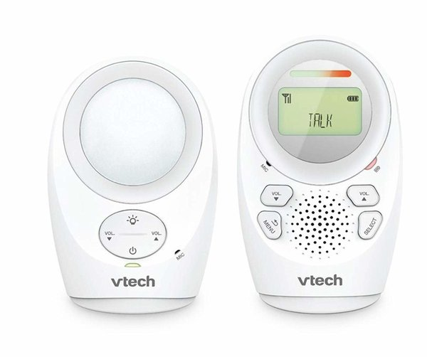 View larger image of DECT 6.0 Digital Audio Baby Monitor