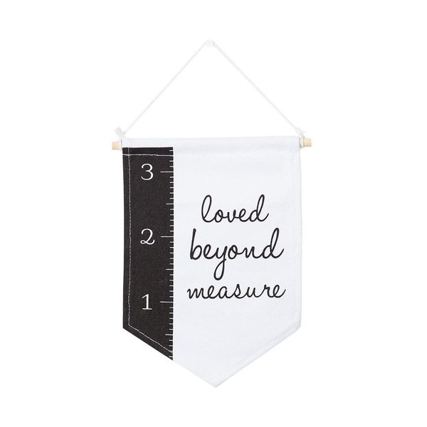View larger image of Wall Hanger - Loved Beyond Measure
