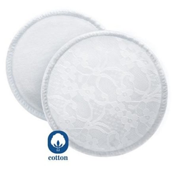 View larger image of Washable Nursing Pads