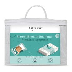 Waterproof Mattress & Sheet Protector