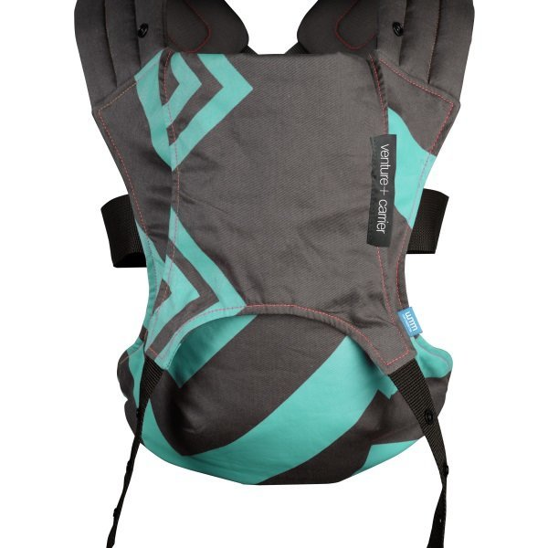 View larger image of Venture + Carrier - Mint ZigZag