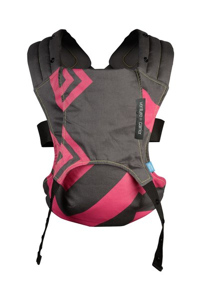 View larger image of Venture + Carrier - Pink ZigZag