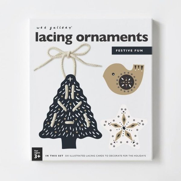 View larger image of Lacing Ornamets