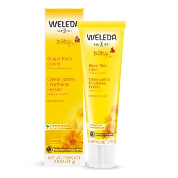 View larger image of Calendula Diaper Rash Cream