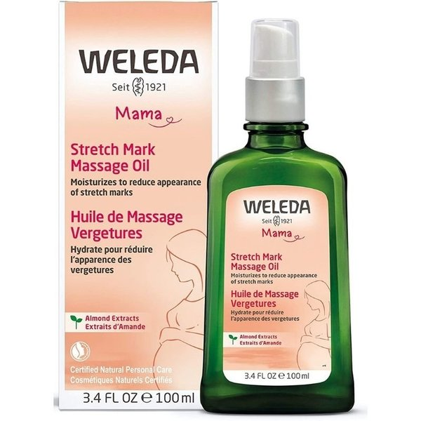 View larger image of Stretch Mark Massage Oil