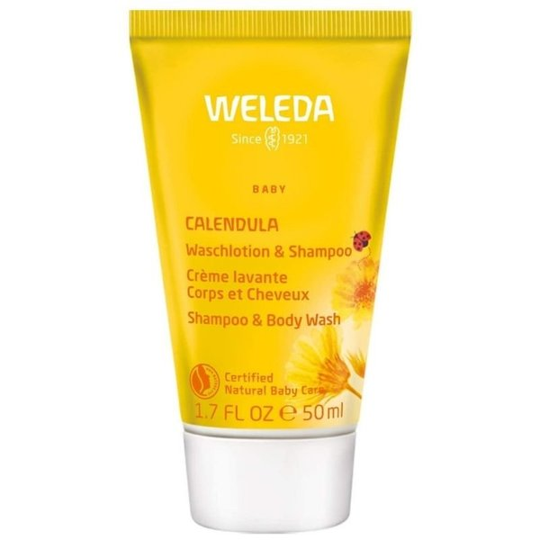 View larger image of 2-in-1 Calendula Shampoo and Body Wash - Travel Size