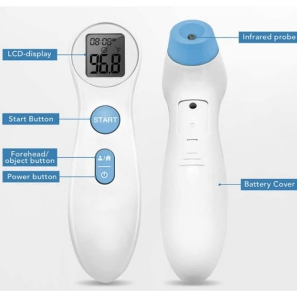 View larger image of Non-Contact Thermometer