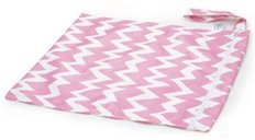 Wet/Dry Bag - Pink Chevrons