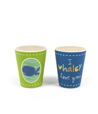 Whale Cup - 2 Pack