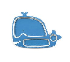 Whale Plate - 2 Pack