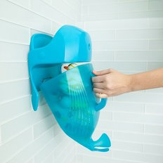 Whale Pod  Bath Toy Scoop