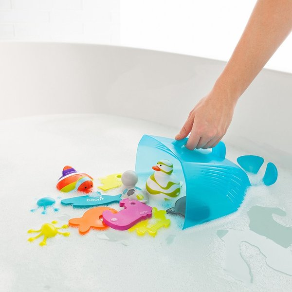 View larger image of Whale Pod  Bath Toy Scoop