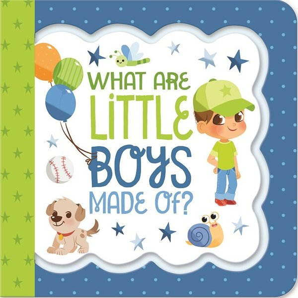 View larger image of What Are Little Boys Made Of?