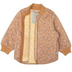Thermo Jacket Loui - Golden Flowers