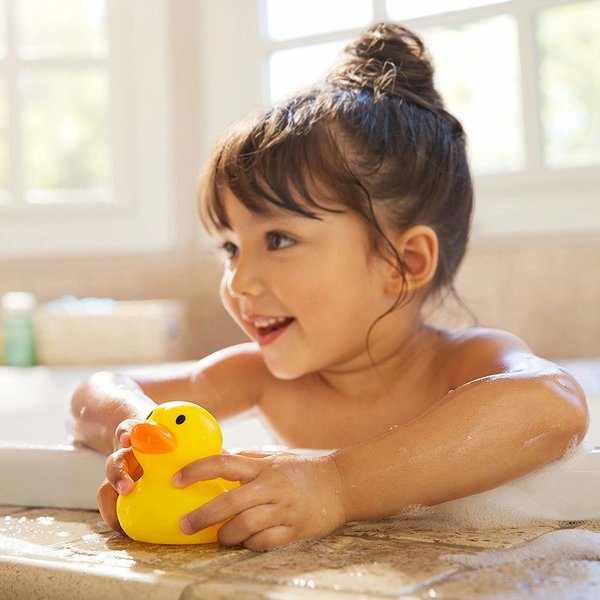 View larger image of White Hot Bath Ducky