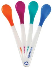 White Hot Safety Spoons - 4 Pack