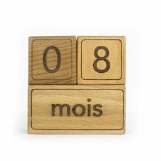 Whittle Wood - Big Moments Blocks - French