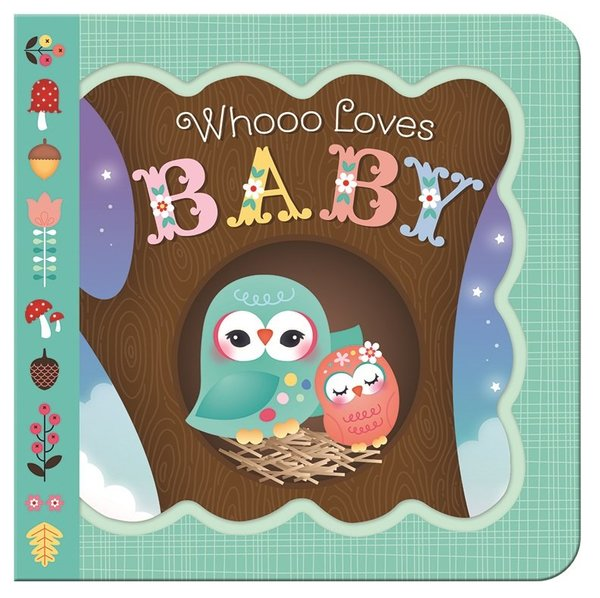View larger image of Whooo Loves Baby