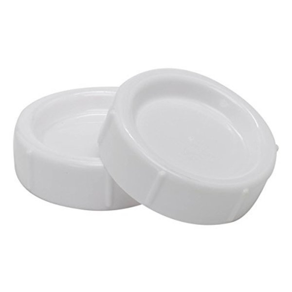 View larger image of Wide Neck Storage Travel Caps Replacement - 1 Pack