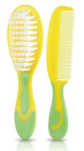View larger image of Wind Curve Comb and Brush Set