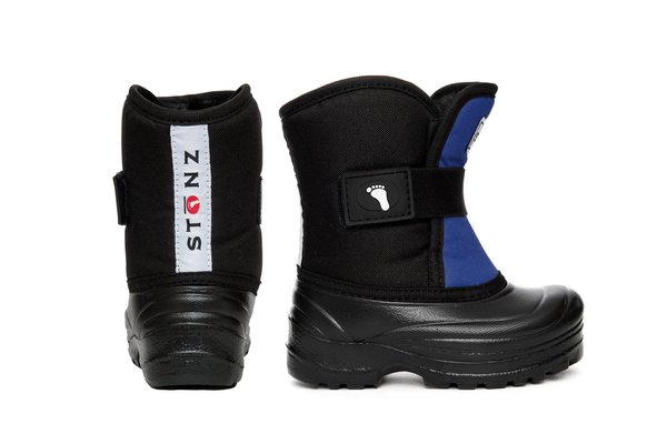 View larger image of Winter Bootz - Blue/Black - 5T