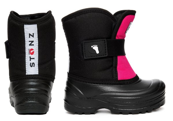 View larger image of Winter Bootz - Pink/Black