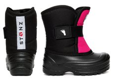 Winter Bootz - Pink/Black