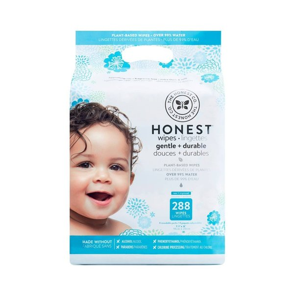 View larger image of Honest Wipes - 288 pack