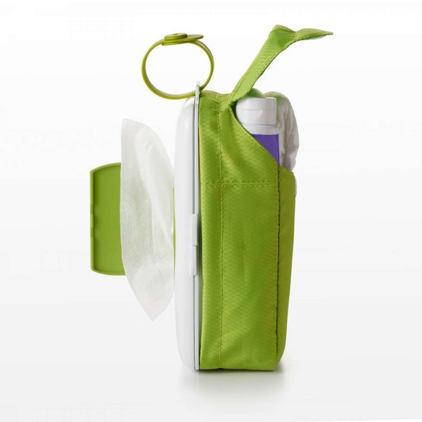 View larger image of On the Go Wipes Dispenser and Pouch