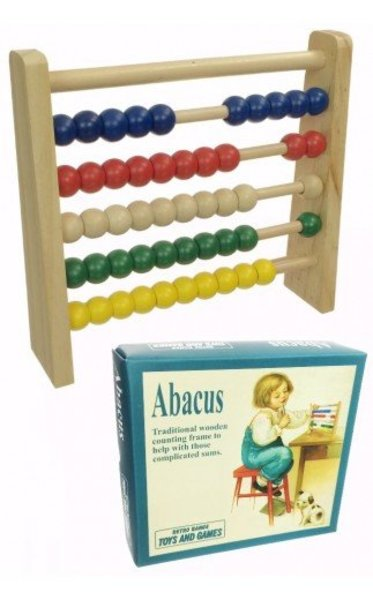 View larger image of Wooden Abacus