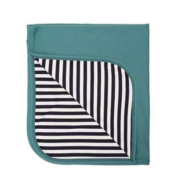 View larger image of Black & White Baby Blankets