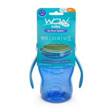 Spill-Free Cup with Lid 7oz