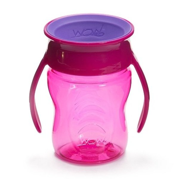 View larger image of Spill-Free Cup with Lid 7oz