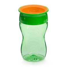 Tritan Spill-Free Wow Cup with Lid 9oz - Green