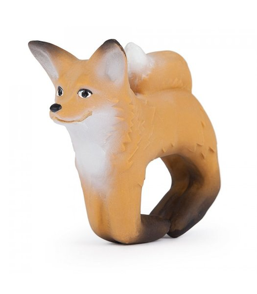 View larger image of Rob the Fox Wrist Teether