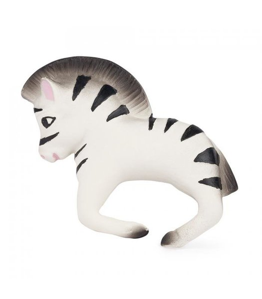 View larger image of Zoe the Zebra Wrist Teether