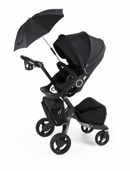 View larger image of Xplory V5 Stroller - Black