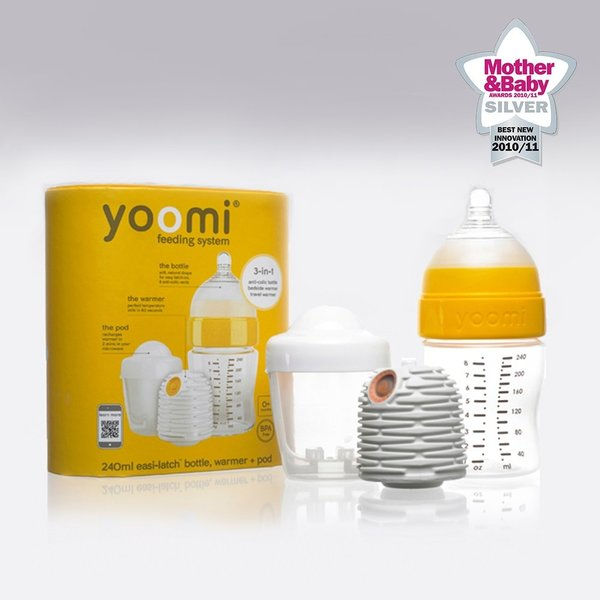 View larger image of Yoomi Self-Warming Bottle