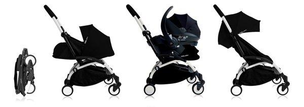 View larger image of YOYO+ Stroller Frame