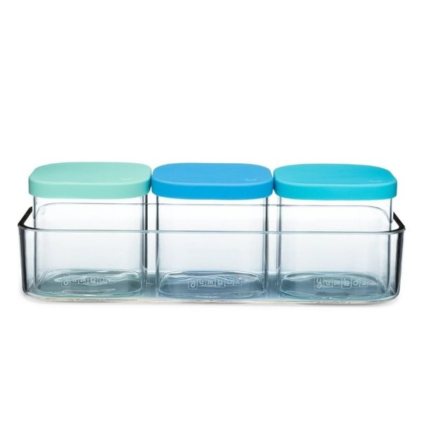 View larger image of Food Storage Containers - 3 Pack