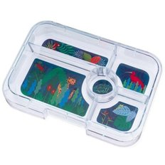 Tapas 5 compartments -  XL Replacement Tray