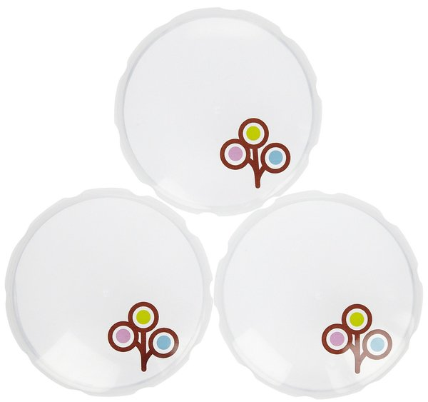 View larger image of On the Go Extra Lids 3p